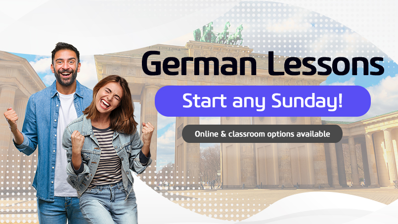 German Courses Designed to Fit into Your Busy Life
