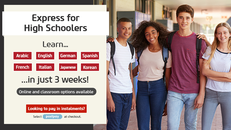 Express Courses for High schoolers